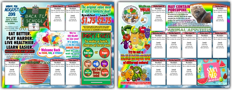 john bennett creative services for child nutrition